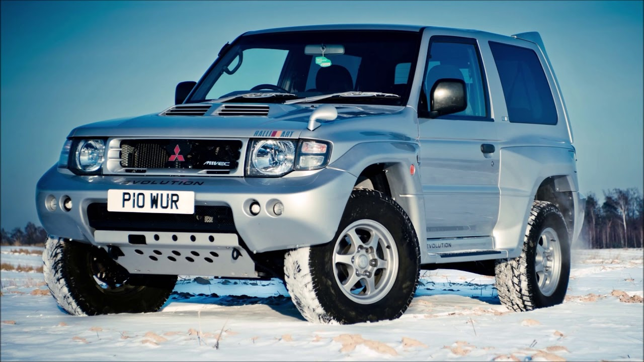 PAJERO EVOLUTION